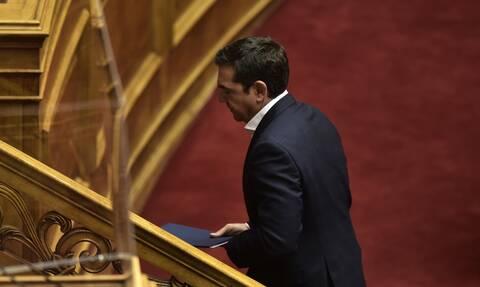 ΣΥΡΙΖΑ: Μία δύσκολη χρονιά φτάνει στο τέλος της