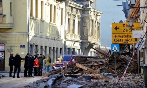 Σεισμός στην Κροατία: Έφτασε το πακέτο βοήθειας από την Ελλάδα