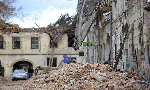 Greek humanitarian aid mission sent to Croatia