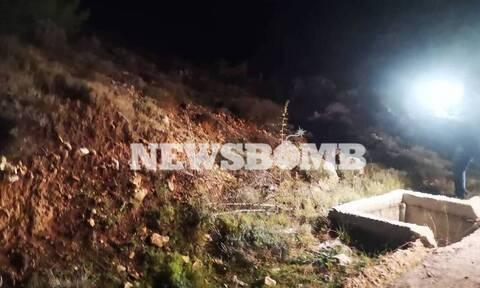 Полиция Греции продолжает расследование по делу об убийстве женщины в Виллии