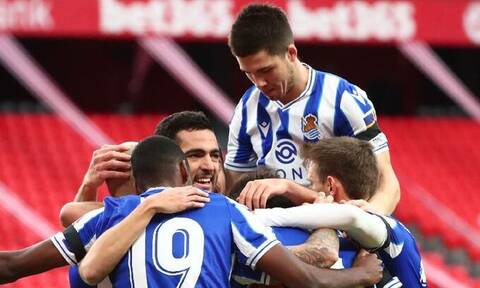 La Liga: Πήρε το ντέρμπι η Σοσιεδάδ! - Όλα τα γκολ από την Ισπανία (videos)