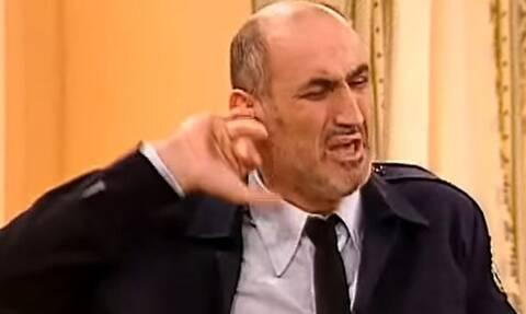 Θυμάσαι τον αστυνόμο Μπάμπουρα από το Κωνσταντίνου & Ελένης; Δες τον σήμερα