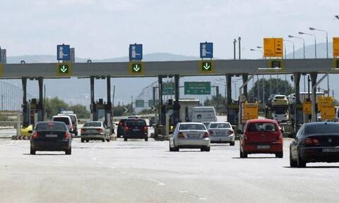 Διόδια - Νέες τιμές: Αλλαγές από σήμερα, Πρωτοχρονιά, σε τρεις αυτοκινητόδρομους
