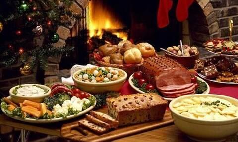 Πρωτοχρονιάτικο τραπέζι: Έτσι θα κρατήσεις φρέσκα τα φαγητά σου