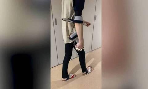 Έφτιαξαν γυναικείο ρομποτικό χέρι για άνδρες – Δεν φαντάζεστε τις λειτουργίες του (video)