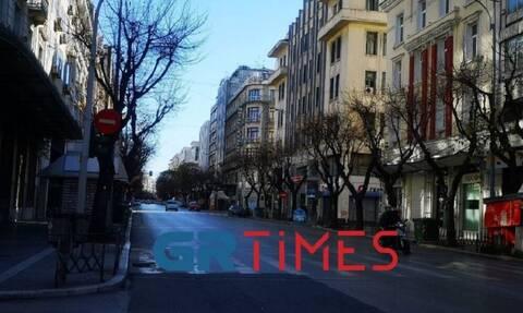 Θεσσαλονίκη: Τη νέα παραλία και την πλατεία Αριστοτέλους προτίμησαν οι πολίτες για την πρώτη βόλτα