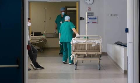 Κορονοϊός - Κρήτη: Κατέληξε 53χρονος άνδρας