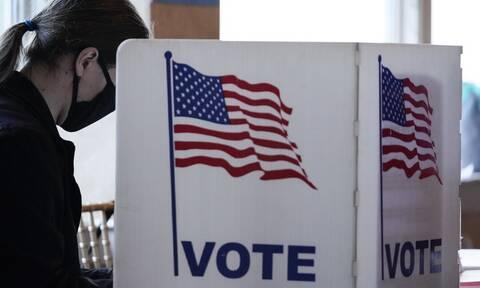 ΗΠΑ: Ρεκόρ με τις πρόωρες ψήφους για τις επαναληπτικές εκλογές στην Τζόρτζια