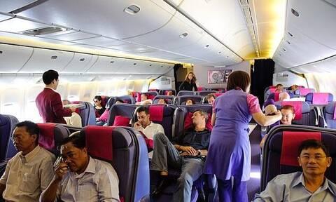 Κορονοϊός - Ταϊλάνδη: Τέλος το φαγητό και τα περιοδικά στις πτήσεις