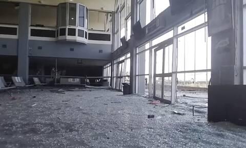 Ματωμένος γάμος στην Υεμένη - Ρουκέτα έπεσε στην αίθουσα (σκληρές εικόνες)
