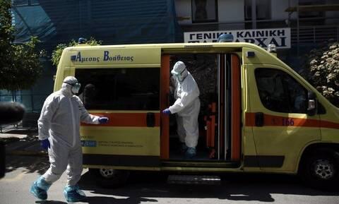 Κρούσματα σήμερα: 431 διασωληνωμένοι, 40 νεκροί και 262 νέα ανακοίνωσε ο ΕΟΔΥ