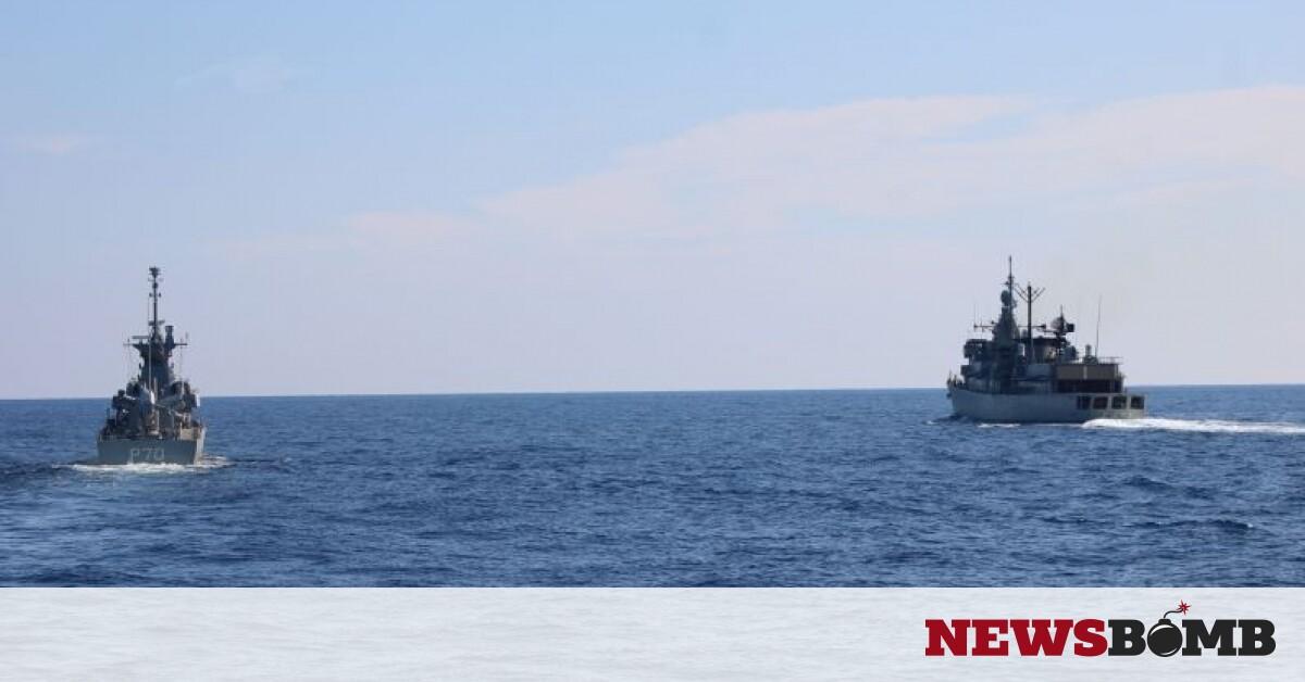 Ποδαρικό στις προκλήσεις για την Τουρκία: Αμφισβητεί με Navtex την περιοχή Νοτιοανατολικά της Κρήτης – Newsbomb – Ειδησεις