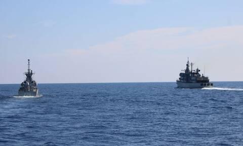 Ποδαρικό στις προκλήσεις για την Τουρκία: Αμφισβητεί με Navtex την περιοχή Νοτιοανατολικά της Κρήτης