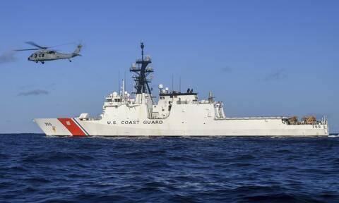 Καραϊβική: Αγνοείται πλοίο με 20 επιβαίνοντες κοντά στις Μπαχάμες