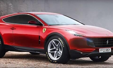 Aκόμα δύο SUV έχει στα σκαριά η Ferrari;
