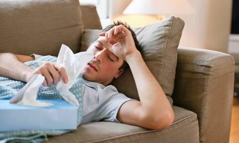 Τι πρέπει να προσέχεις για να μην κολλήσεις οποιαδήποτε γρίπη