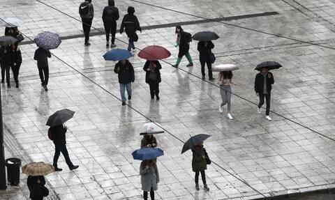 Κακοκαιρία προ των πυλών: Μέτωπο ισχυρών καταιγίδων τις επόμενες ώρες στην Αττική