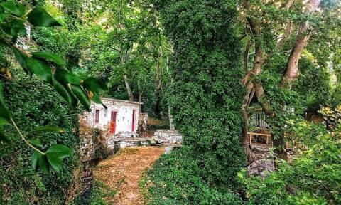 Λάλα: Από τα πιο ωραία χωριά της Εύβοιας, δείτε που είναι κρυμμένο!