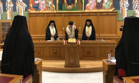 Συνεδριάζει η Διαρκής Ιερά Σύνοδος: Πώς θα λειτουργήσουν οι εκκλησίες την ημέρα των Θεοφανείων