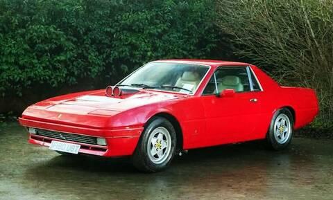 Δείτε μια μοναδική Ferrari 412 σε έκδοση «αγροτικού»