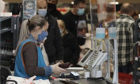 Lockdown - Σούπερ μάρκετ: Αλλάζουν οι ώρες λειτουργίας - Ποια προϊόντα θα μπορούν να πωλούν