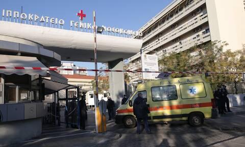 Θεσσαλονίκη: Αγωνία για το 3,5 ετών κορίτσι που έπεσε από τον τρίτο όροφο