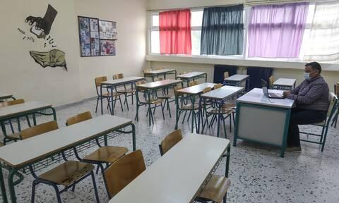Σχολεία: Τέλη Γενάρη το άνοιγμα Γυμνασίων και Λυκείων - Μειώνεται η διδακτέα ύλη στη Γ' Λυκείου