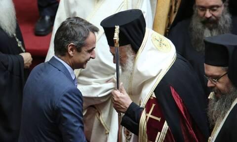 Εκκλησία: Προσφεύγει στο ΣτΕ για τα μέτρα απαγόρευσης εορτασμού των Θεοφανείων