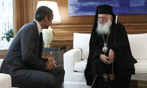 Χωρίς την παρουσία του Αρχιεπίσκοπου Ιερώνυμου η ορκωμοσία των νέων υπουργών