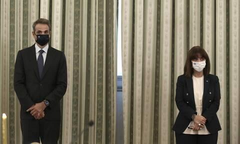 Ανασχηματισμός 2021: Ορκίστηκαν οι νέοι υπουργοί της κυβέρνησης - Η ευχή με νόημα του Αρχιεπισκόπου