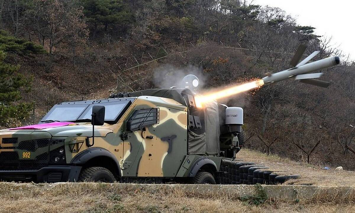 Greece's new weapons that cause a nervous breakdown in Turkey 10