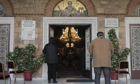 ΣτΕ: Νόμιμα τα περιοριστικά μέτρα στις Εκκλησίες τα Χριστούγεννα και την Πρωτοχρονιά