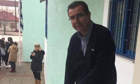 Θρήνος στην Καρδίτσα: «Έφυγε» από κορονοϊό ο εκπαιδευτικός Γιώργος Τζιώτας