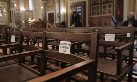 Θεοφάνεια: Ανοιχτές οι εκκλησίες με αυστηρή τήρηση των μέτρων - Πώς φτάσαμε στην αποκλιμάκωση