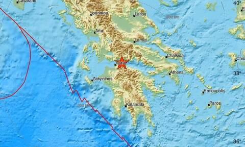 Σεισμός κοντά σε Αίγιο, Πάτρα και Ναύπακτο - Αισθητός σε πολλές περιοχές (pics)
