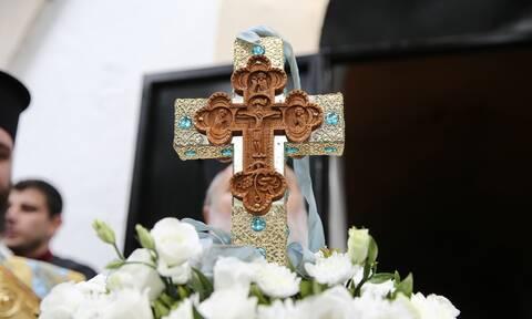 Δείτε LIVE τη Θεία Λειτουργία των Θεοφανείων