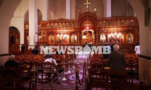 Ρεπορτάζ Newsbomb.gr για Θεοφάνεια: Κόσμος στις εκκλησίες – Διακριτική η παρουσία της αστυνομίας