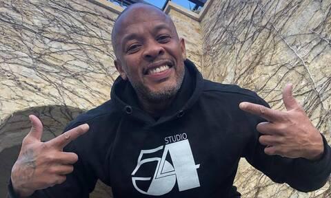 Στο νοσοκομείο ο Dr. Dre με ανεύρυσμα στον εγκέφαλο
