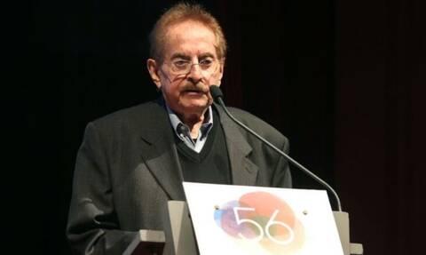 Θεσσαλονίκη: Πέθανε ο ιδρυτής του Φεστιβάλ Ντοκιμαντέρ, Δημήτρης Εϊπίδης