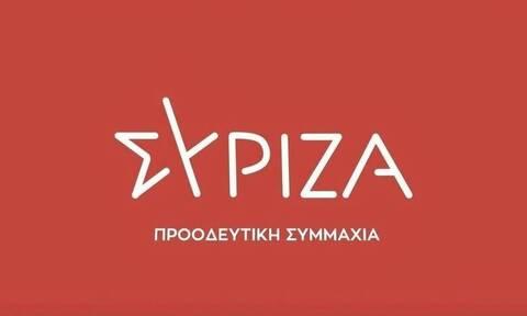 ΣΥΡΙΖΑ: Ο κ. Μητσοτάκης έβαλε το πολιτικό κόστος πάνω από την ανθρώπινη ζωή