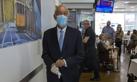 Κορονοϊός: Ρεκόρ μολύνσεων στην Πορτογαλία – Σε απομόνωση ο πρόεδρος της χώρας