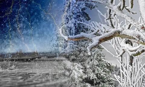 Καιρός: Βίαιη σύγκρουση αερίων μαζών και ψυχρή εισβολή 14-17 Ιανουαρίου...