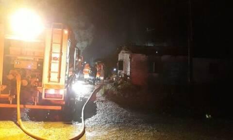 Μεσολόγγι: Τραγωδία - Γυναίκα βρέθηκε απανθρακωμένη σε κατοικία έπειτα από πυρκαγιά