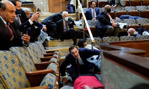 ΗΠΑ: «Απόπειρα πραξικοπήματος» καταγγέλλουν βουλευτές και γερουσιαστές του Κογκρέσου