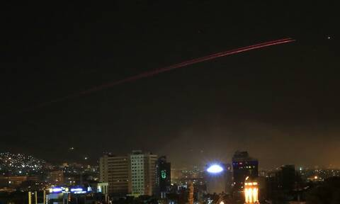 Συρία: Ενεργοποιήθηκε η αεράμυνα εναντίον «ισραηλινής επίθεσης»