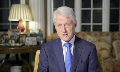 ΗΠΑ: Ο Μπιλ Κλίντον καταδικάζει τα γεγονότα στο Καπιτώλιο