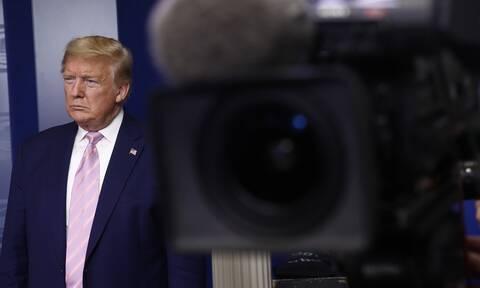 ΗΠΑ: Το Facebook μπλόκαρε για 24 ώρες το λογαριασμό του Ντόναλντ Τραμπ