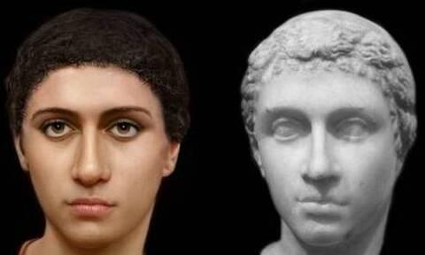 Δείτε πώς έμοιαζαν τα πρόσωπα διάσημων αρχαίων Ελλήνων και Ρωμαίων (pics)