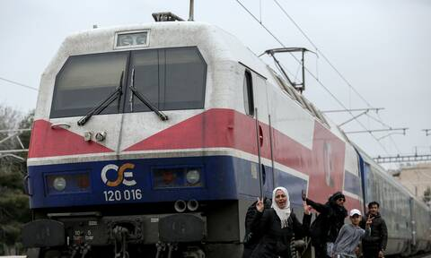 Συναγερμός στη Θήβα: Βρέθηκε πτώμα στις γραμμές του τρένου