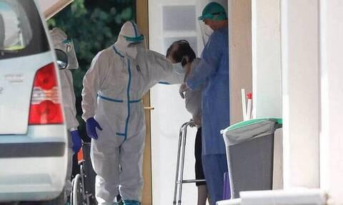 Δόμνα Μιχαηλίδου: Τέλος Γενάρη θα έχουν ολοκληρωθεί οι εμβολιασμοί στα γηροκομεία όλης της χώρας